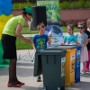 Children collected used packaging separately in Sapareva Banya